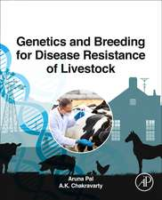Genetics and Breeding for Disease Resistance of Livestock