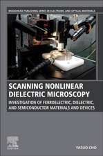 Scanning Nonlinear Dielectric Microscopy: Investigation of Ferroelectric, Dielectric, and Semiconductor Materials and Devices