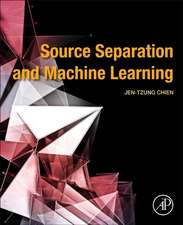 Source Separation and Machine Learning