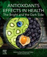 Antioxidants Effects in Health