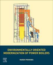 Environmentally Oriented Modernization of Power Boilers
