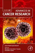 Cancer Health Equity Research