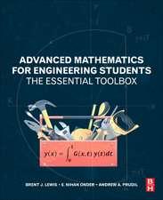 Advanced Mathematics for Engineering Students