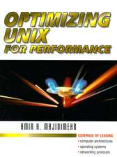 Optimizing Unix for Performance