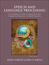Speech and Language Processing:  An Introduction to Natural Language Processing, Computational Linguistics, and Speech Recognition