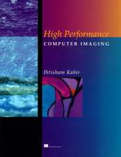 High Performance Computer Imaging:  Organizational and Managerial Decision-Making Process