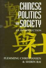 Chinese Politics and Society:  An Introduction