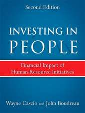 Investing in People