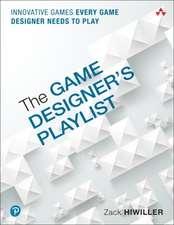 The Game Designer's Playlist