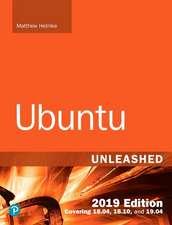 Ubuntu Unleashed 2019 Edition
