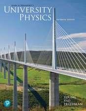 Young, H: University Physics