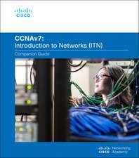 Introduction to Networks Companion Guide (Ccnav7) [With Access Code]