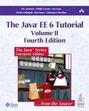 The Java Ee 6 Tutorial:  Advanced Topics