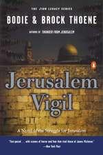 Jerusalem Vigil:  Book One