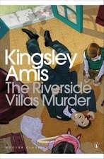 The Riverside Villas Murder