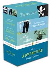 Puffin Classics Adventure Collection
