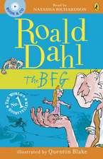 The BFG (Book & CD)