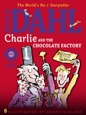 Charlie and the Chocolate Factory (Colour book and CD)