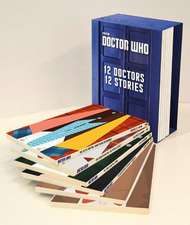 Doctor Who: 12 Doctors 12 Stories: 12-book, 12 postcard Gift Edition