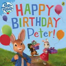 Peter Rabbit Animation: Happy Birthday, Peter!