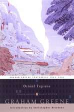 Orient Express:  An Entertainment