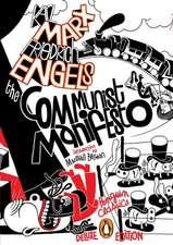 Communist Manifesto: Penguin Classics Deluxe Edition
