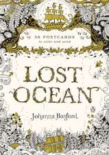 Lost Ocean, 36 Postcards