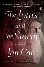 The Lotus And The Storm