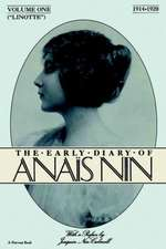 Linotte: The Early Diary of Anais Nin (1914-1920)