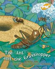 The Ant and the Grasshopper PM PLUS Gold 21