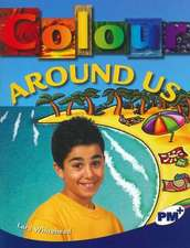 Colour Around Us PM Plus Non Fiction Level 29 Sapphire: Science in Everyday Life