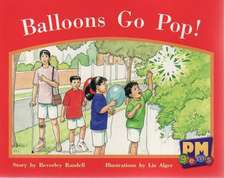 Balloons Go Pop! PM GEMS Red Levels 3,4,5