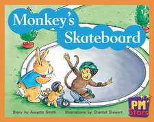 Monkey's Skateboard PM Stars Yellow Narratives