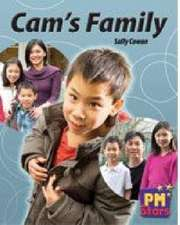 Cam's Family PM Stars Yellow Families