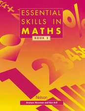 Essential Skills in Maths - Students' Book 2