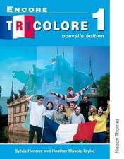 Encore Tricolore Nouvelle 1