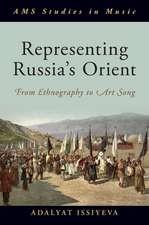 Representing Russia's Orient