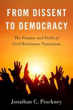 From Dissent to Democracy: The Promise and Perils of Civil Resistance Transitions