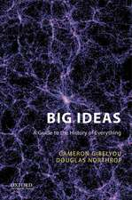 Big Ideas: A Guide to the History of Everything