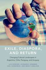 Exile, Diaspora, and Return