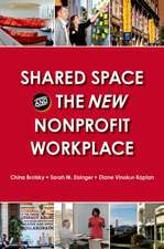 Shared Space and the New Nonprofit Workplace