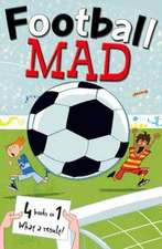 Football Pack (4 books)