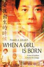 When A Girl Is Born