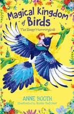 Magical Kingdom of Birds: Sleepy Hummingbirds
