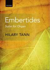 Embertides: Suite for Organ