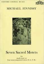Seven Sacred Motets
