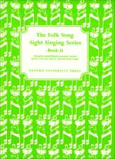 Folk Song Sight Singing Book 2