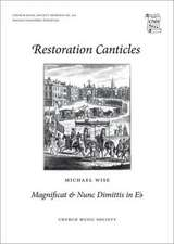 Magnificat and Nunc Dimittis in E flat