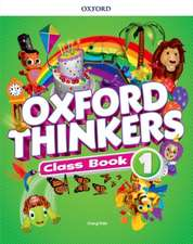 Oxford Thinkers: Level 1: Class Book