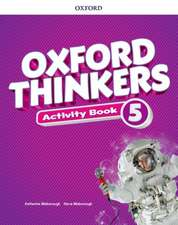 Oxford Thinkers: Level 5: Activity Book